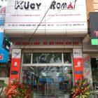 Hình ảnh Showroom Công ty Romal tại Hà Nội