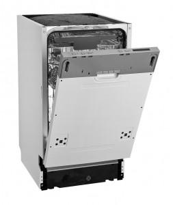 Cấu tạo và nguyên lý hoạt động của máy rửa bát