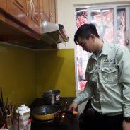 Chính sách bảo dưỡng định kỳ thiết bị nhà bếp Kucy Việt Nam